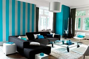 Як правильно вибрати шпалери враховуючи особливості приміщення