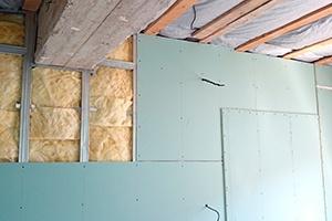 Як обшити стіни гіпсокартоном