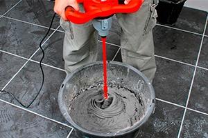 Як правильно приготувати будівельний розчин або бетон