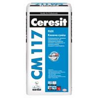 Клейова суміш для деформованих поверхонь CERESIT CM-117/25 25кг