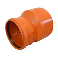Редукція для зовнішньої каналізації ПВХ 200х160 ІНСТАЛПЛАСТ