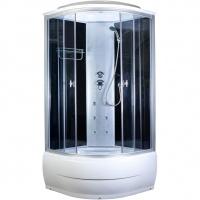 VIVIA Душова кабіна Есо-95 900х900х2150мм з гідромасажною системою