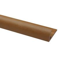 Профіль зовнішній ОМІС для плитки № 8 карамель 9 мм 2,5 м