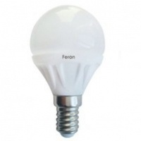 FERON Лампа LED LB-745 Р45 230V 6W 520Lm E14 4000K