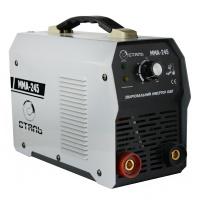 Інвертор зварювальний СТАЛЬ ММА-245 220В, струм 20-245 А,електроди 1,6-5,0мм,6,5кг