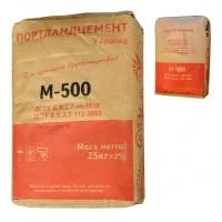 Цемент ПЦ-500 25кг Кривий Ріг