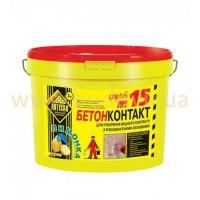 Грунтовка Артисан (Artisan) Бетонконтакт №15, 3 кг