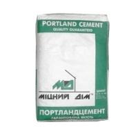 МІЦНИЙ ДІМ Цемент М-400 50кг