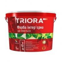 TRIORA Фарба ВД інтер., що миється 10л