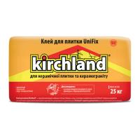 Клей для плитки KIRCHLAND УніФікс 25кг