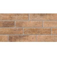 Кахель для стін  BELANI БРИК коричневий /300х600/