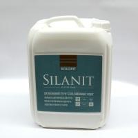 Грунт силіконовий Kolorit  Silanit 10л