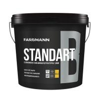 """Штукатурка FARBMANN структурна """"баранець"""" Standart B, база LC 25кг"""
