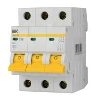 Автоматичний вимикач ІЕК ВА 47-29М 3Р 16А С