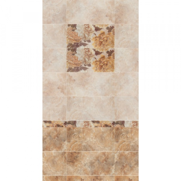 Плитка KERABEL КАПУЧИНО для стін світло-бежева 20х40 - фото товару 3