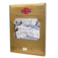 ТЕП Комплект п/б євростандарт Geometric Blue