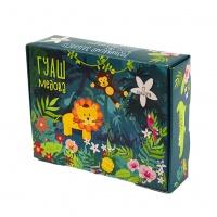 Краски гуашевые Mizar Сафари 12 цветов 15мл