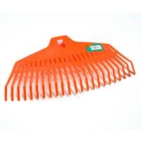 Граблі віялові FLO пластикові 23 зубців 430мм