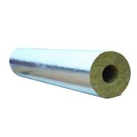 Циліндр теплоізоляційний з базальтової вати фольгований 1000х76х30мм