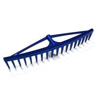 Граблі садові VOREL пластикові 18 зубців 600мм