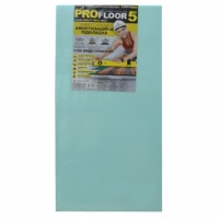 PROFLOOR Підкладка для лам. підлоги 1,0х0,5м /товщ. 5,00мм/0,5м.кв/