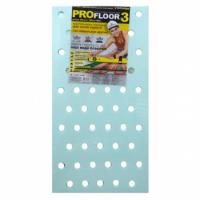 PROFLOOR Підкладка для лам. підлоги з перфорацією 1,0х0,5м /товщ. 3,00мм/0,5м.кв/