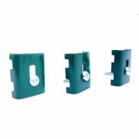 Кріплення Стандарт Колор (оц.+ПВХ) зелений