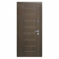RICCARDI Двері метал. економ Лагуна венге 2050х960 права