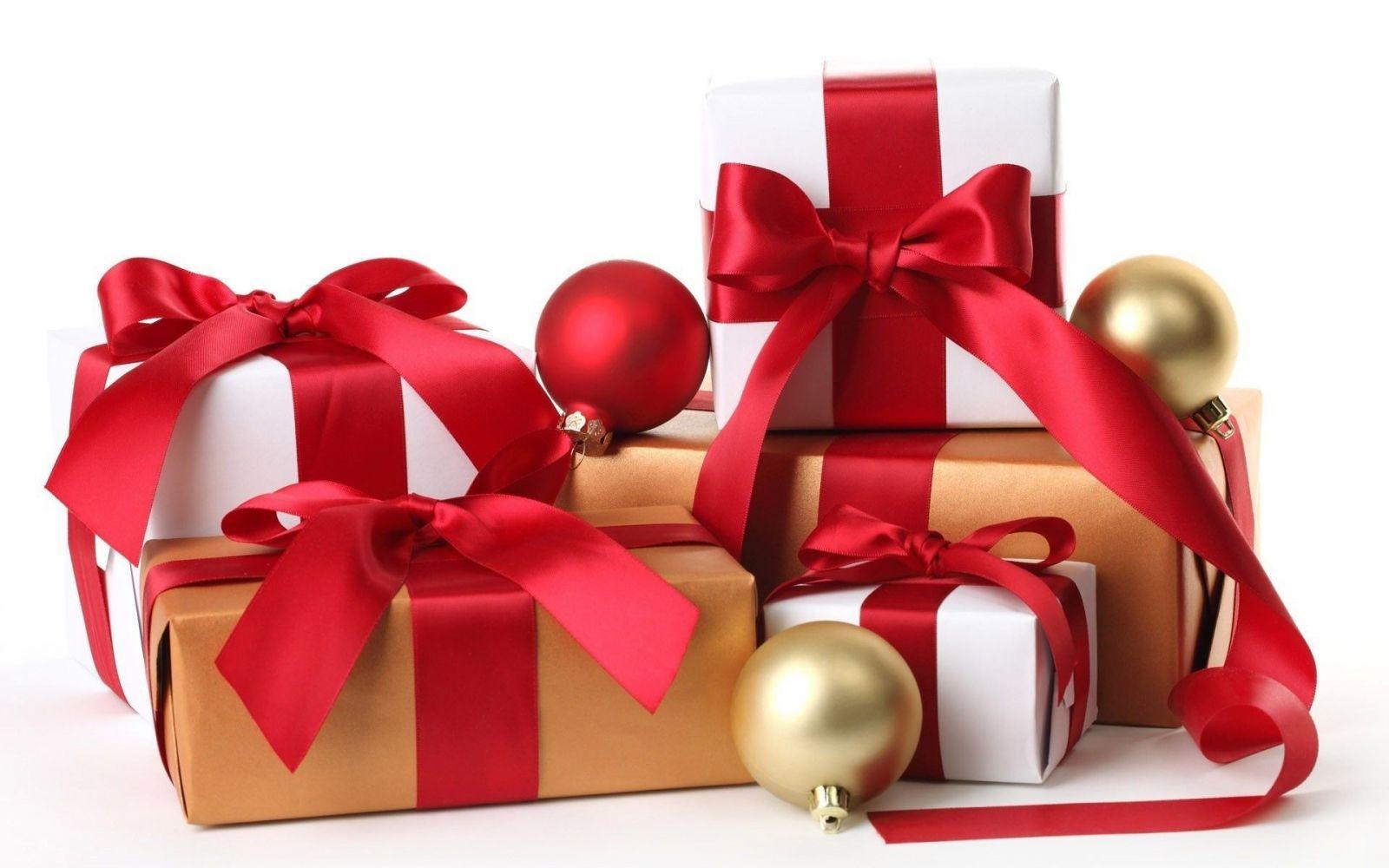 Мы дарим подарки по-английски 139